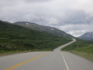Along the way, from Haines Alaska to Haines Junction Yukon